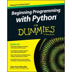 Beginning Programming with Python For Dummies by John Paul Mueller, 9781118891452.