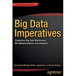 Big Data Imperatives, Enterprise 'big Data' Warehouse, 'BI' Implementations and Analytics by Soumendra Mohanty, 9781430248729.