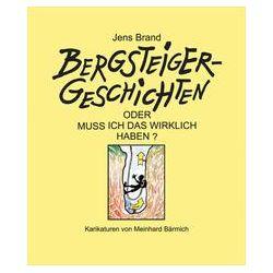 Bücher: Bergsteigergeschichten  von Jens Brand