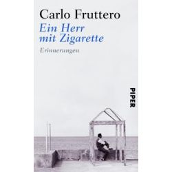 Bücher: Ein Herr mit Zigarette  von Carlo Fruttero
