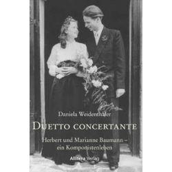 Bücher: Duetto concertante  von Daniela Weidenthaler