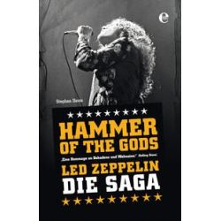 Bücher: Hammer of the Gods-The Led Zeppelin Saga  von Stephen Davis