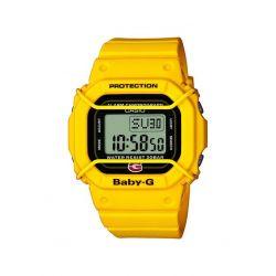 Casio Damen-Armbanduhr Baby-G Digital Quarz Resin BGD-500-9ER