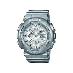 Casio Damen-Armbanduhr XL Baby-G Analog - Digital Quarz Resin BA-110-8AER