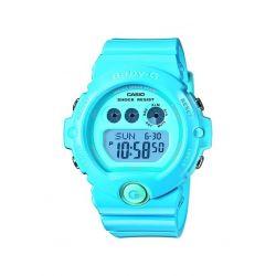 Casio Damen-Armbanduhr XL Baby-G Digital Quarz Resin BG-6902-2BER
