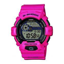 Casio Herren-Armbanduhr XL G-Shock Digital Quarz Resin GLS-8900-4ER