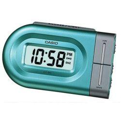 Casio - DQ-543-3EF - Alarm Clock - Quarzuhrwerk - Alarm - Bracelet Edelstahlband silber