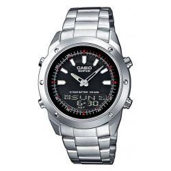 Casio Edifice Herren-Armbanduhr Analog / Digital Quarz EFA-118D-1AVEF