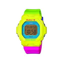 Casio Damen-Armbanduhr Baby-G Digital Quarz Resin BG-5607-9ER