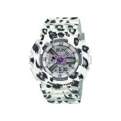Casio Damen-Armbanduhr XL Baby-G Analog - Digital Quarz Resin BA-110LP-7AER