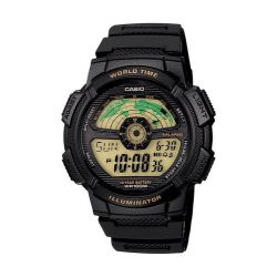 Casio Collection Herren-Armbanduhr Digital Quarz AE-1100W-1BVEF