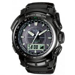 Casio Herren-Armbanduhr Pro Trek Analog-Digital Quarz PRW-5100-1ER