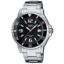 Casio Collection Herren-Armbanduhr Digital Quarz MTD-1053D-1AVES