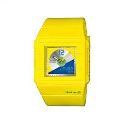 Casio Baby-G Damen Armbanduhr Gelb BGA-201-9EER