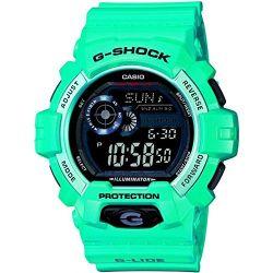 Casio Herren-Armbanduhr XL G-Shock Digital Quarz Resin GLS-8900-2ER