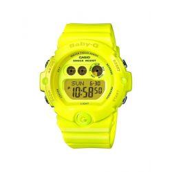 Casio Damen-Armbanduhr XL Baby-G Digital Quarz Resin BG-6902-9ER