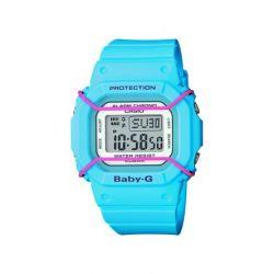 Casio Damen-Armbanduhr Baby-G Digital Quarz Resin BGD-501-2ER