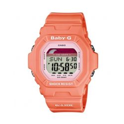 Casio Damen-Armbanduhr Baby-G Digital Quarz Resin BLX-5600-4ER