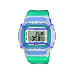 Casio Damen-Armbanduhr Baby-G Digital Quarz Resin BGD-500-3ER