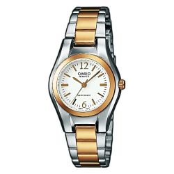 Casio Damen-Armbanduhr Casio Collection LTP-1280SG-7AEF