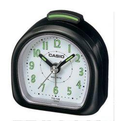 Casio - TQ-148-1EF - Alarm Clock - Quarzuhrwerk - Analogue - Alarm - Bracelet weiss