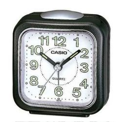 Casio - TQ-142-1EF - Alarm Clock - Quarzuhrwerk - Analogue - Alarm - Bracelet weiss