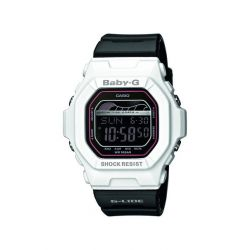 Casio Damen-Armbanduhr Baby-G Digital Quarz Resin BLX-5600-1BER