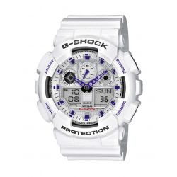 Casio G-Shock Herren-Armbanduhr Analog/Digital Quarz GA-100A-7AER