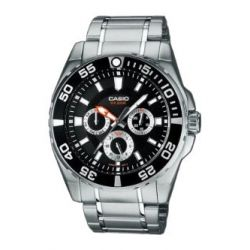 Casio Collection Herren-Armbanduhr Analog Quarz MTD-1064D-1AVEF