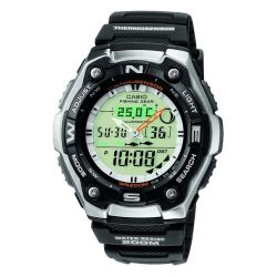 Casio Collection Herren-Armbanduhr Analog / Digital Quarz AQW-101-1AVER