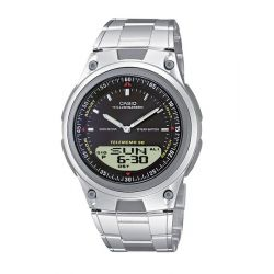 Casio Collection Herren-Armbanduhr Analog / Digital Quarz AW-80D-1AVES