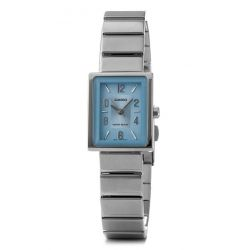 Casio Damen-Armbanduhr XS Casio Collection Analog Quarz Edelstahl LTP-1355D-2AEF