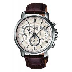 Casio Collection Herren-Armbanduhr Analog Quarz BEM-506L-7AVEF