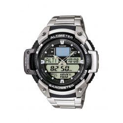 Casio Collection Unisex-Armbanduhr Multi Task Gear Anaolg/ Digital Quarz SGW-400HD-1BVER