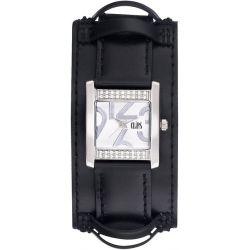 Clips Damen-Armbanduhr Analog Quarz Leder 553-1007-84