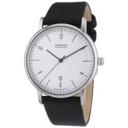 Dugena Herren-Armbanduhr XL Dugena Premium Analog Quarz Leder 7000238