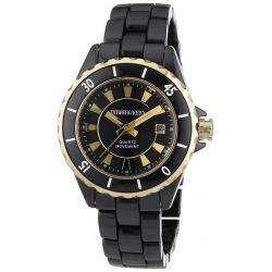 Dyrberg/Kern Damen-Armbanduhr XS OCEAMICA CE 4BG4 Analog Quarz Keramik 332700