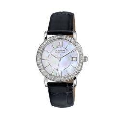 Dugena Damen-Armbanduhr XS Dugena Premium Analog Quarz Leder 7500138