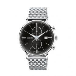 Dugena Herren-Armbanduhr XL Dugena Premium Chronograph Quarz Edelstahl 7090181
