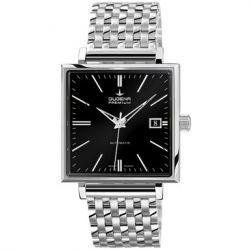 Dugena Herren-Armbanduhr Dugena Premium Analog Handaufzug Edelstahl 7090322