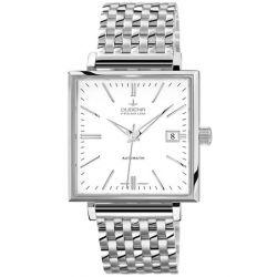 Dugena Herren-Armbanduhr Dugena Premium Analog Handaufzug Edelstahl 7090320