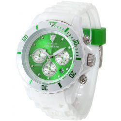 Detomaso Herren-Armbanduhr XL COLORATO DT2019-J Trend Chronograph Quarz Silikon DT2019-J