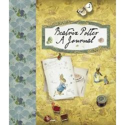 Beatrix Potter Journal, A Journal by Beatrix Potter, 9780723258056.