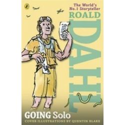 Going Solo by Roald Dahl, 9780141346717.