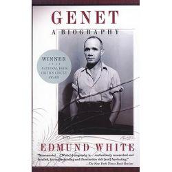 Genet, A Biography by Edmund White, 9780679754794.