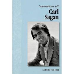 Conversations with Carl Sagan by Tom Head, 9781578067367.
