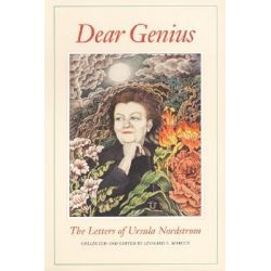 Dear Genius, The Letters of Ursula Nordstrom by Ursula Nordstrom, 9780064462358.