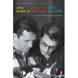Jack Kerouac and Allen Ginsberg, The Letters by Jack Kerouac, 9780143119548.
