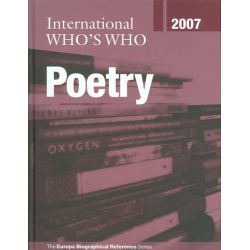 International Who's Who in Poetry 2007 by Routledge, 9781857433609.