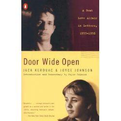 Door Wide Open, A Beat Love Affair in Letters, 1957-1958 by Jack Kerouac, 9780141001876.